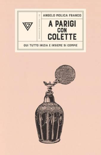A Parigi con Colette copertina