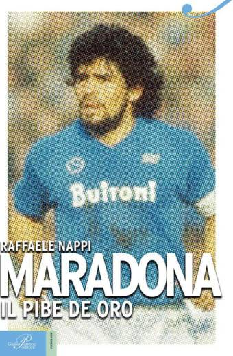 Maradona il pibe de oro copertina
